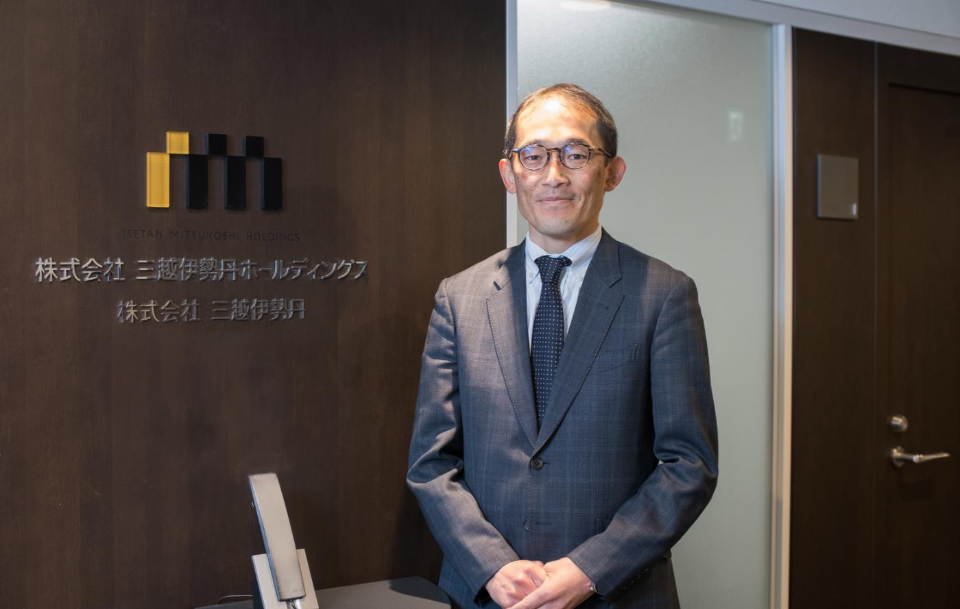 株式会社IM Digital Lab 代表取締役社長 三部智英様