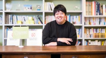 ライフネット生命保険株式会社 システム戦略本部 システム企画部 開発グループ 河田 賢宗様